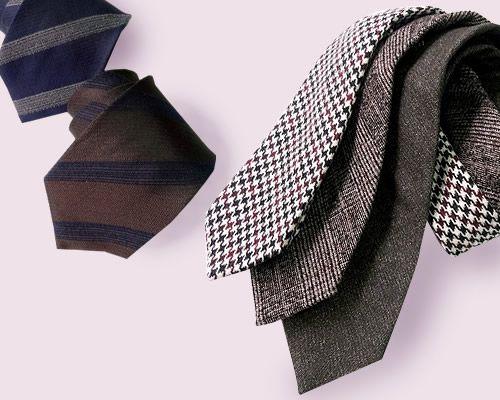冬のおすすめネクタイを詳しく見る
