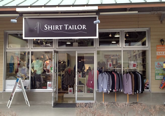 SHIRT TAILOR 八ヶ岳アウトレット店